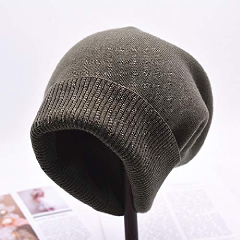 Yukun Cappello a maglia Autunno da donna Autunno maglia E Inverno Spesso  Caldo Cappello Lavorato A b47b4a02b60c