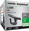 Rameder Komplettsatz, Anhängerkupplung starr + 13pol Elektrik für Audi A4 (112723-05376-4)