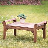 Plant Theatre Lutyens Hardwood Coffee Table - Superb Quality ()