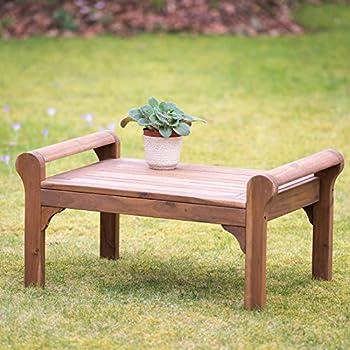 Jardin Mobilier de jardin Festnight Table Basse Table de ...