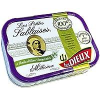 Gendreau - Les dieux Les petites sablaises à l'huile d'olive vierge extra La boîte de 115g - Prix Unitaire - Livraison...