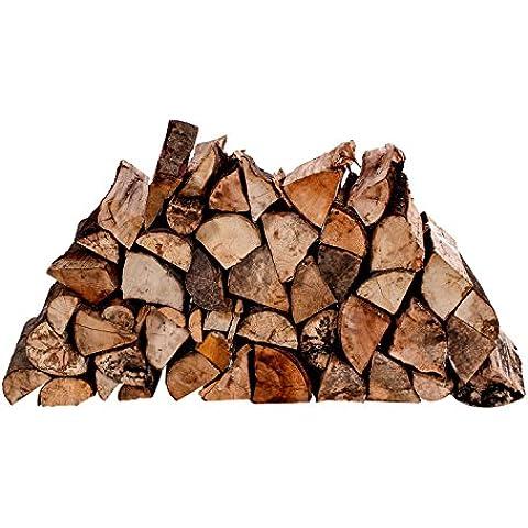 Madera De Haya Leña Para Estufas Chimeneas En Caja Trozos De 25 cm Contenido De Humedad Menos de 20%, Größe:150 kg