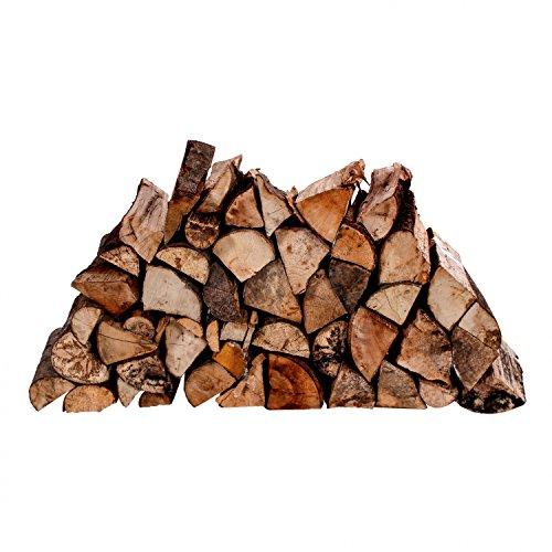 Kaminholz Brennholz Feuerholz Holz Buche ofenfertig trocken 25 cm Länge. Verschiedene Gewichtsvarianten, Größe:210 kg