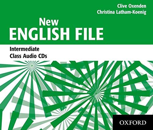 New English File Intermediate. Class CD 3: Class Audio