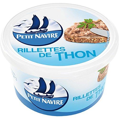 Rillettes de thon - ( Prix Unitaire ) - Envoi Rapide Et Soignée
