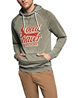 ESPRIT Men's Plain Long Sleeve Sweatshirt