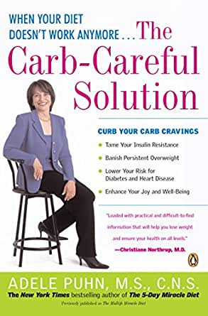 The Carb Careful Solution When Your Diet Doesn T Work Anymore
