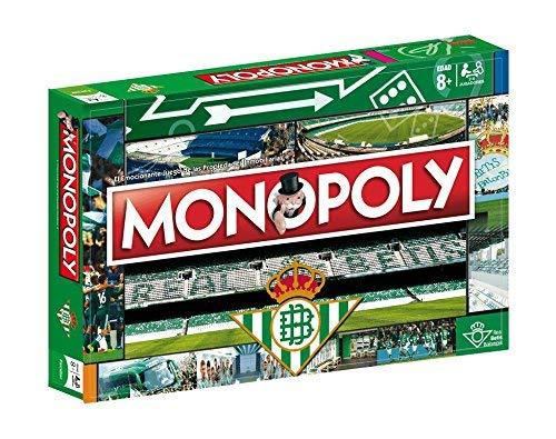 Monopoly- BalompiÉ Real Betis Balompié