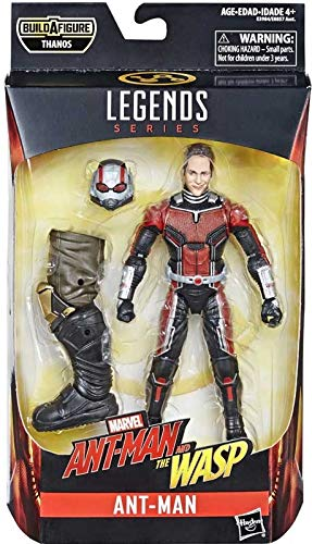 (Marvel Legends Serie Avengers Ant-Man-Figur, 15 cm)