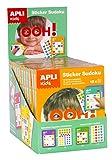 Apli Apli14816Sudoku écran Autocollant Motif Jeux en 2(12pièces)