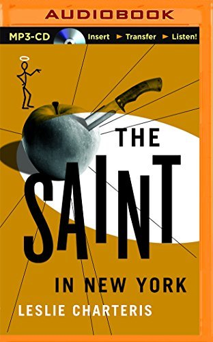 The Saint in New York by Leslie Charteris (2016-01-05)
