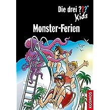 Die drei ??? Kids, Monster-Ferien: Rätselkrimi