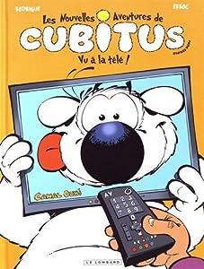 """Afficher """"Les nouvelles aventures de Cubitus n° 12<br /> Vu à la télé !"""""""