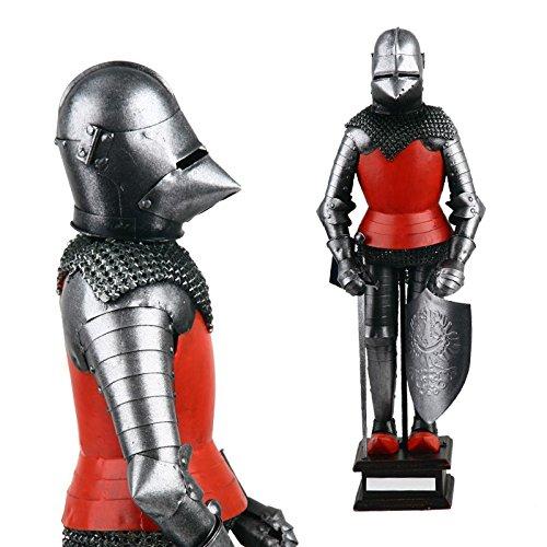 Ritter Paintball (Miniatur Ritterrüstung - Mittelalterliche Ritter Rüstung)