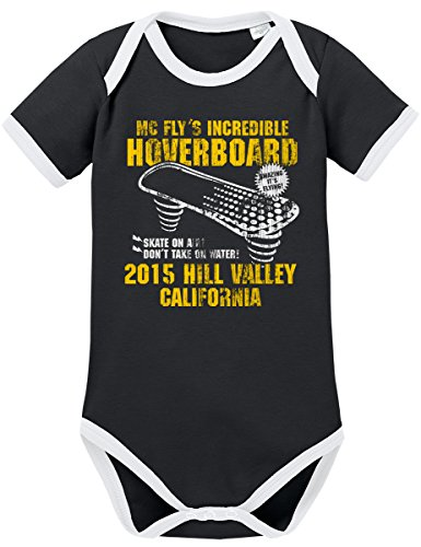 TSP Hoverboard California Kontrast Baby Body 86 92 - Hoverboard Kostüm Aus