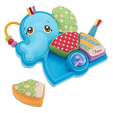 Chicco Jungle Ball Mr. Elephant Puzzle