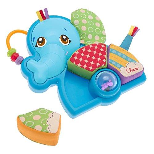 Chicco 00007205000000 - plush puzzle dante elefante