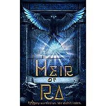 Heir of Ra (Blood of Ra Book One) (English Edition)