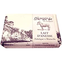 Jabón de leche de burra enriquecido con manteca de karité, ...
