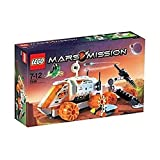 LEGO Mars Mission 7648: MT-21 Mobile Mining Unit