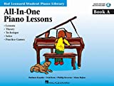 All-In-One Piano Lessons Book a: Book with Audio and MIDI Access Included [With CD (Audio)] (Hal Leonard Student Piano L
