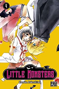 Little Monsters Edition simple Tome 4