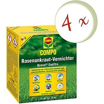 Oleanderhof® Lot économique : 4 x pas de pelouse Banvel