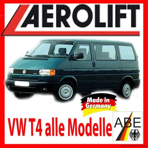 Windabweiser Regenabweiser Seitenwindabweiser VW T4 BUS + TRANSPORTER BJ: ab 1990 VORNE, MIT ABE