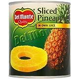 Del Monte - Ananas en tranches au jus - 2 x 435 g