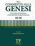 Commento alla Genesi - Vol 2 (18-36): Con traduzione interlineare: Volume 2