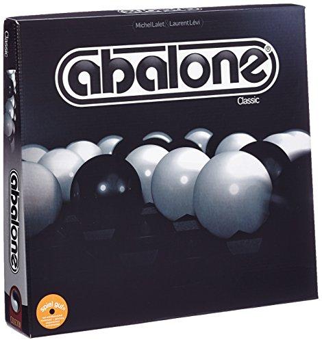 Asmodee 001931 - Abalone Strategiespiel