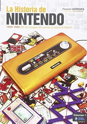 La Historia de Nintendo: Volumen 1