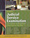Judicial Service Examination - Unsolved Mains (All States) Papers (Subject-wise and Topic-wise)