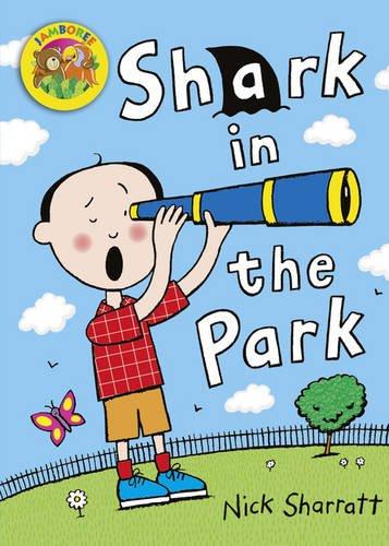 Jamboree Storytime Level A: Shark in the Park Little Book por Nick Sharratt