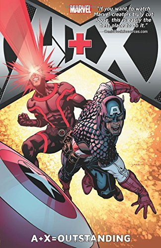 A+X Volume 3: = Outstanding by Zeb Wells (2014-06-03)