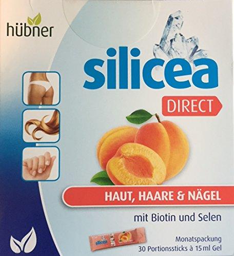 Hübner Silicea Direct Aprikose 3x Monatspackung