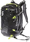 Scott Erwachsene Skirucksack Pack Air Free AP Kit, Black/Grey N, 52 x 30 x 20 cm, 30 Liter, 2396491001815