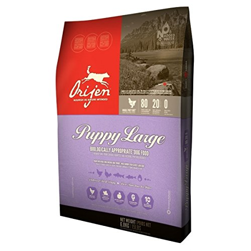 NEU Orijen Puppy Large Breed Whole Prey Proefverpakking - 340 g