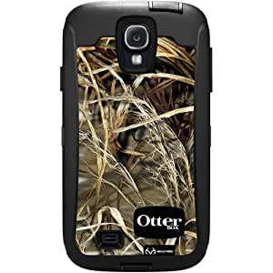 OtterBox 77-27602 Defender Realtree Series Hybrid Case for Samsung Galaxy S4 - Retail Packaging - Max 4HD/Green