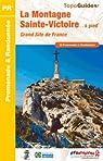 La Montagne Sainte-Victoire... à pied : Grand site de France. 28 promenades & randonnées par Fédération française de la randonnée pédestre
