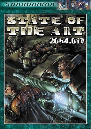 Preisvergleich Produktbild State of the Art 2064.01D: Shadowrun-Quellenbuch