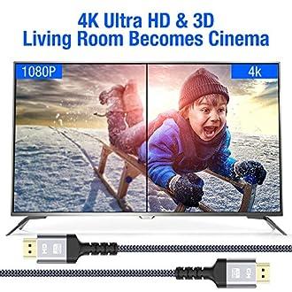4k HDMI Kabel Bild