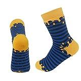 Ergora Rutschis ABS Socken Phthalatfrei ohne Weichmacher Elster Gr. 27/30 Stoppersocken Hauschuhe Damen Herren Kinder
