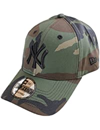 New Era - Casquette NY Yankees camouflage 9FORTY