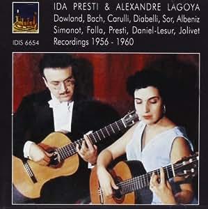 Ida Presti & Alexandre Lagoya