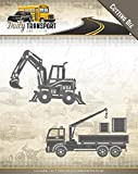 Find It Trading Amy Design Daily Transport Die-Construction Vehicles