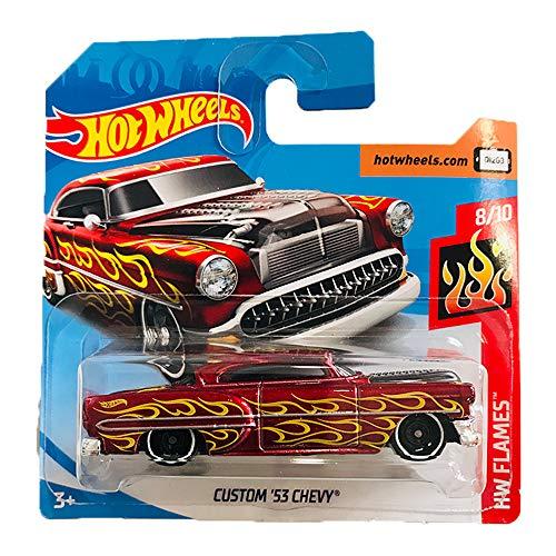 Hot Wheels Custom '53 Chevy HW Flames 8-10