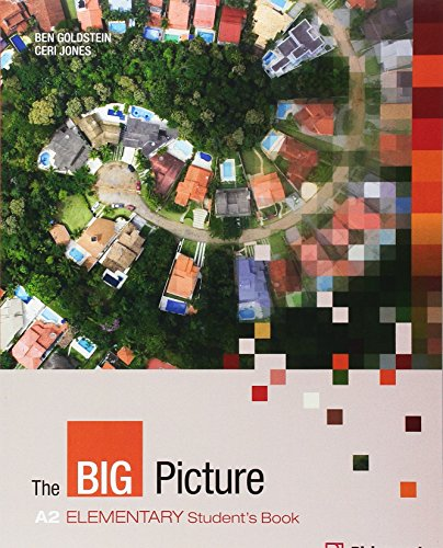 BIG PICTURE 1 STUDENT'S BOOK ELEMENTARY NEW ED [A2] - 9788466820769
