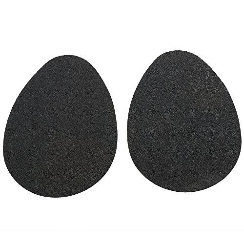 Damen-rutsch-griffe (TRIXES Selbstklebende Antirutsch-Sohle für rutschfeste Schuhe)