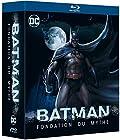 Batman Fondation du mythe - The Dark Knight 1 & 2 + Year One + The Killing Joke - Blu-ray - DC COMICS